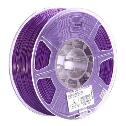 ABS пластик ESUN 1,75 мм, 1 кг, пурпурный