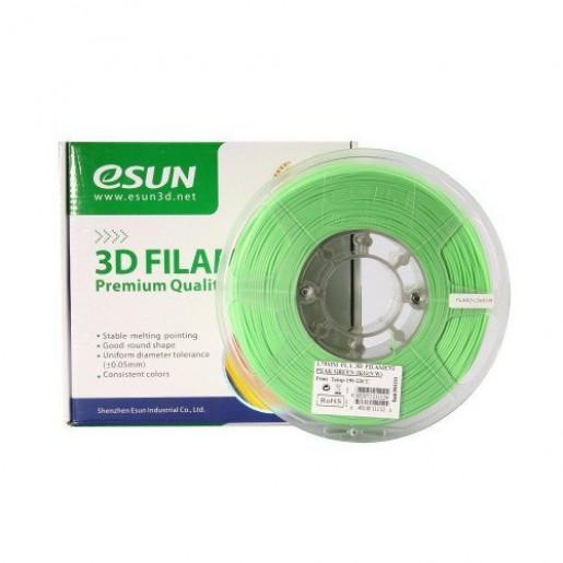 PLA пластик ESUN 2,85 мм, 1 кг, салатовый