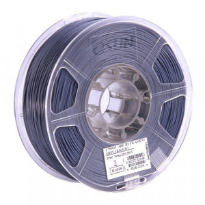 PLA пластик ESUN 1,75 мм, 1 кг, серый