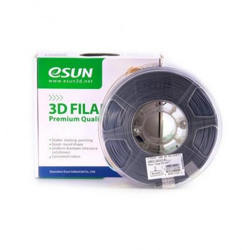 PLA пластик ESUN 2,85 мм, 1 кг, серый