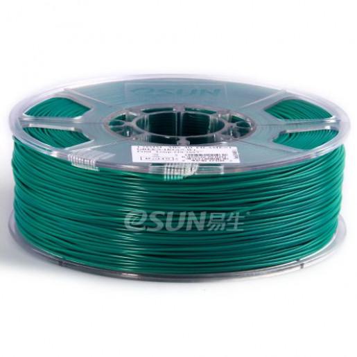 PLA пластик ESUN 2,85 мм, 1 кг, зеленый