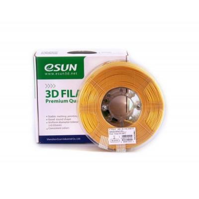 PLA пластик ESUN 2,85 мм, 1 кг, золотой