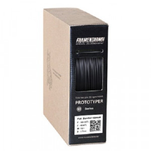 PLA+ Standart пластик Filamentarno черный 0,75 кг