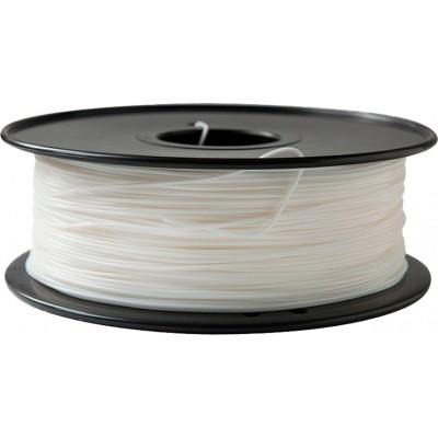 PLA пластик FL-33 1,75 натуральный 1 кг