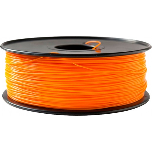 PLA пластик FL-33 1,75 оранжевый 1 кг
