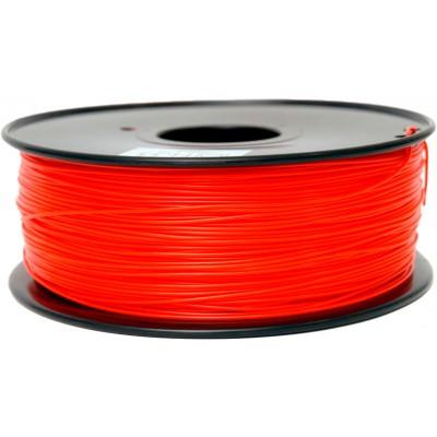 PLA пластик FL-33 1,75 красный 1 кг