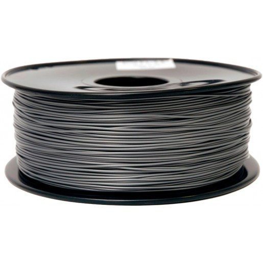 PLA пластик FL-33 1,75 серебристый 1 кг