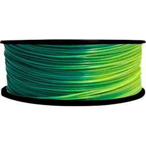 PLA пластик FL-33 1,75 желто-зеленый 1 кг