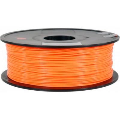 PLA пластик FL-33 1,75 флюоресцентный оранжевый 1 кг