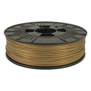 PLA пластик FL-33 1,75 бронзовый 1 кг