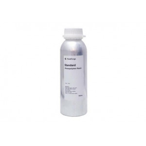 Фотополимер Flashforge FH1100 Standart grey 0,5 л