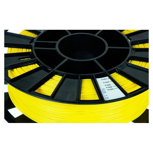 Flex пластик 1,75 REC желтый 0,5 кг