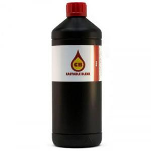 Фотополимер Fun To Do Castable Blend литьевой, красный (1 л)