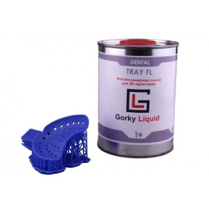 Фотополимер Gorky Liquid Dental Tray FL SLA 1 кг