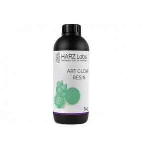 Фотополимер HARZ Labs Art Glow LCD/DLP 1 л зеленый