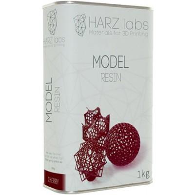 Фотополимер HARZ Labs Model 1 л вишневый
