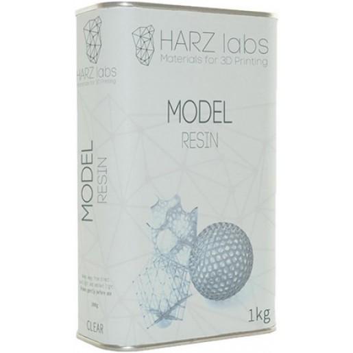 Фотополимер HARZ Labs Model 1 л прозрачный