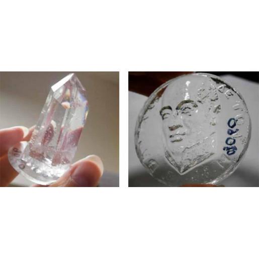 Литьевой пластик LasilGlass 9060, 1+1 кг