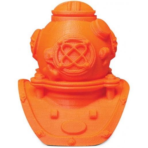 ABS пластик MakerBot 1,75 оранжевый 1 кг