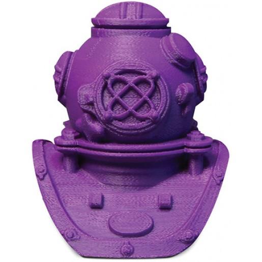 ABS пластик MakerBot 1,75 фиолетовый 1кг