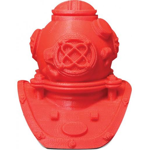 ABS пластик MakerBot 1,75 красный 1 кг