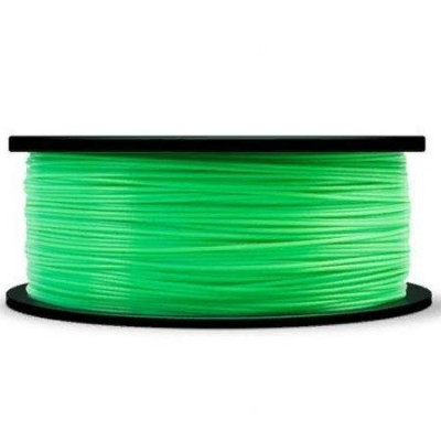 PLA пластик MakerBot 1,75 для 3D принтера настоящий зеленый 0,9 кг
