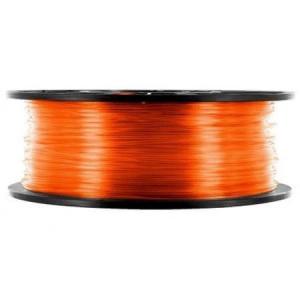 PLA пластик MakerBot 1,75 для 3D принтера настоящий оранжевый 0,9 кг