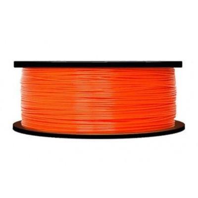 PLA пластик MakerBot 1,75 полупрозрачный оранжевый 0,9 кг