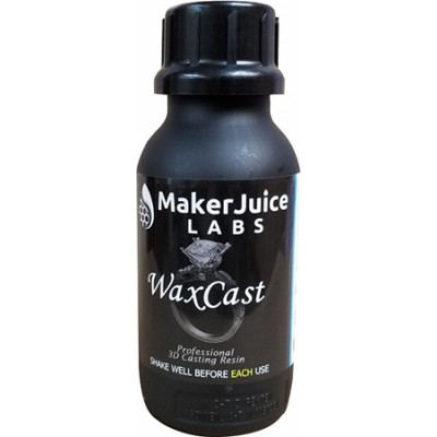 Фотополимер MakerJuice WaxCast