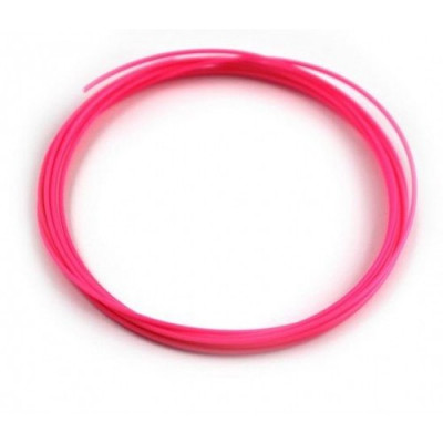 ABS пластик Мастер-Пластер для 3D ручки розовый, 100 грамм