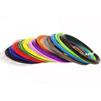 Набор ABS пластика 1,75 Мастер-Пластер, 13 цветов