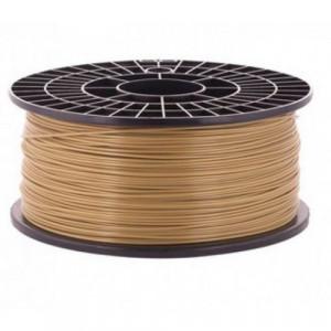 PLA пластик 1,75 Мастер-Пластер древесный 0,75 кг