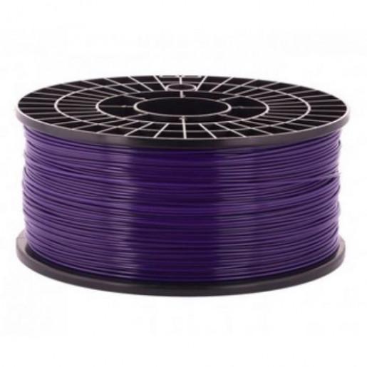 PLA пластик 1,75 Мастер-Пластер фиолетовый 1 кг