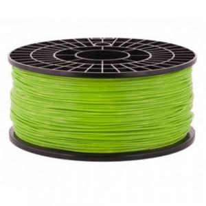 PLA пластик 1,75 Мастер-Пластер зеленый 1 кг