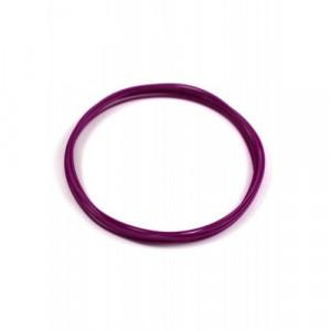 PLA пластик Мастер-Пластер для 3D ручки фиолетовый, 100 грамм