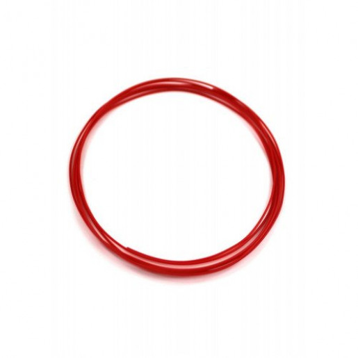 PLA пластик Мастер-Пластер для 3D ручки красный, 100 грамм