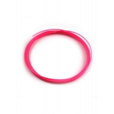 PLA пластик Мастер-Пластер для 3D ручки розовый, 100 грамм