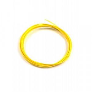 PLA пластик Мастер-Пластер для 3D ручки желтый, 100 грамм