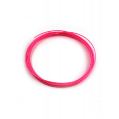 SBS пластик Мастер-Пластер для 3D ручки розовый, 100 грамм