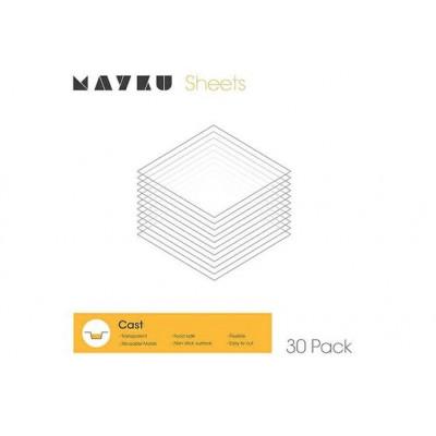 Набор листового материала Mayku Form Sheets 30 шт