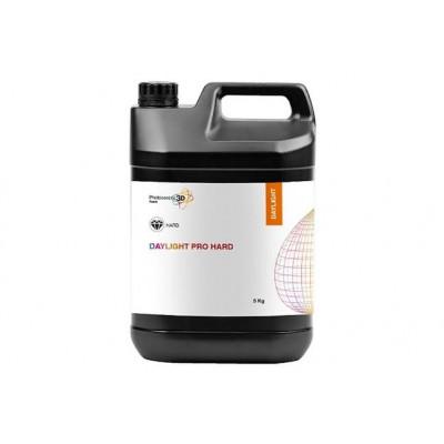 Фотополимер PhotoCentric Daylight Pro Hard черный 5кг