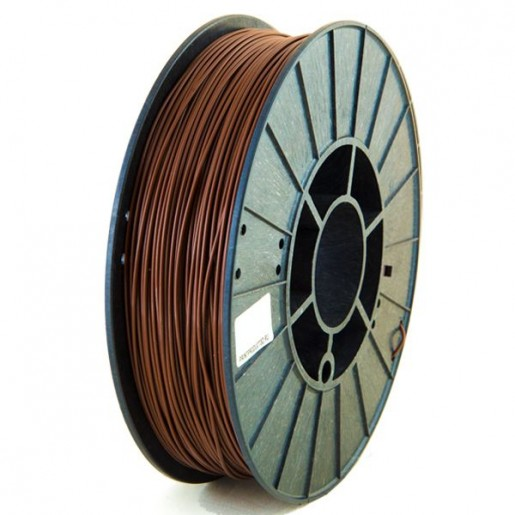 PLA пластик 1,75 Print Product коричневый 0,75 кг