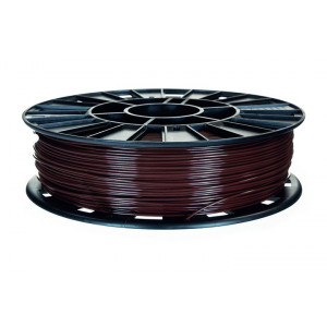 PLA пластик 1,75 REC коричневый RAL8016 2 кг