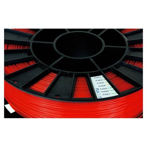 PLA пластик 1,75 REC красный RAL3028 2 кг