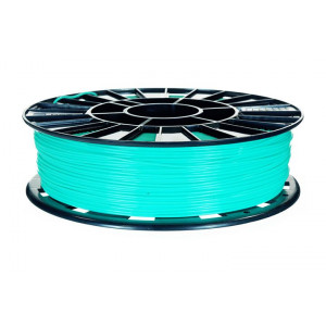 PLA пластик 1,75 REC бирюзовый 0,75 кг