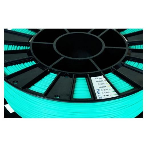 PLA пластик 1,75 REC бирюзовый RAL6027 2 кг