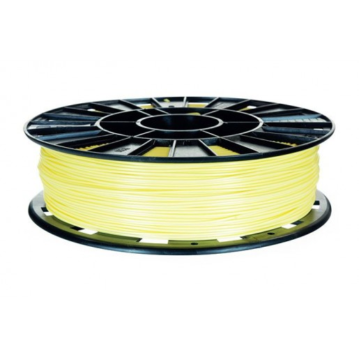 PLA пластик 1,75 REC желтый 0,75 кг