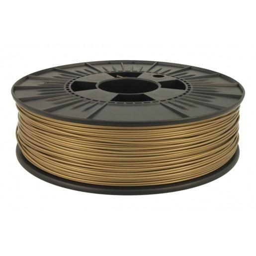 PLA пластик 1,75 SEM бронзовый металлик 0,85 кг