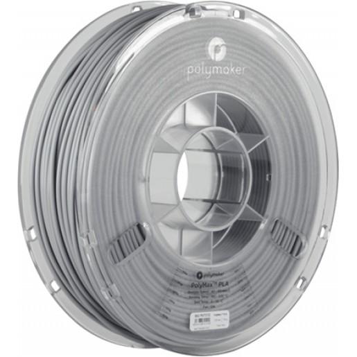 Пластик Polymax PLA 1,75 серый 0,75 кг