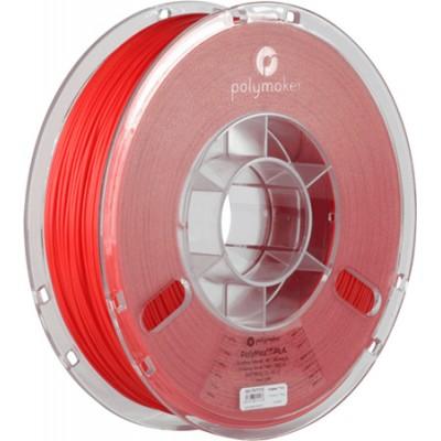 PLA пластик Polymax 1,75 красный 0,75 кг